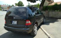 2006 MERCEDES-BENZ ML 320