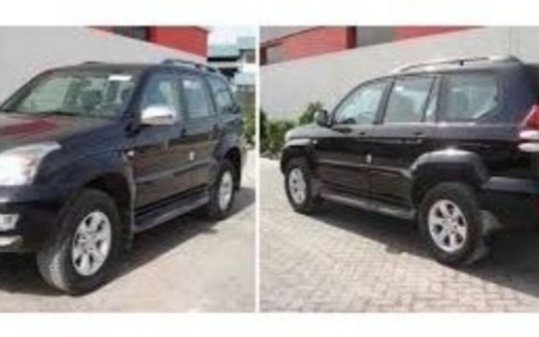 2008 TOYOTA Land Cruiser Prado